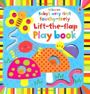 Usborne Babys Very First Lift the Flap Play Book